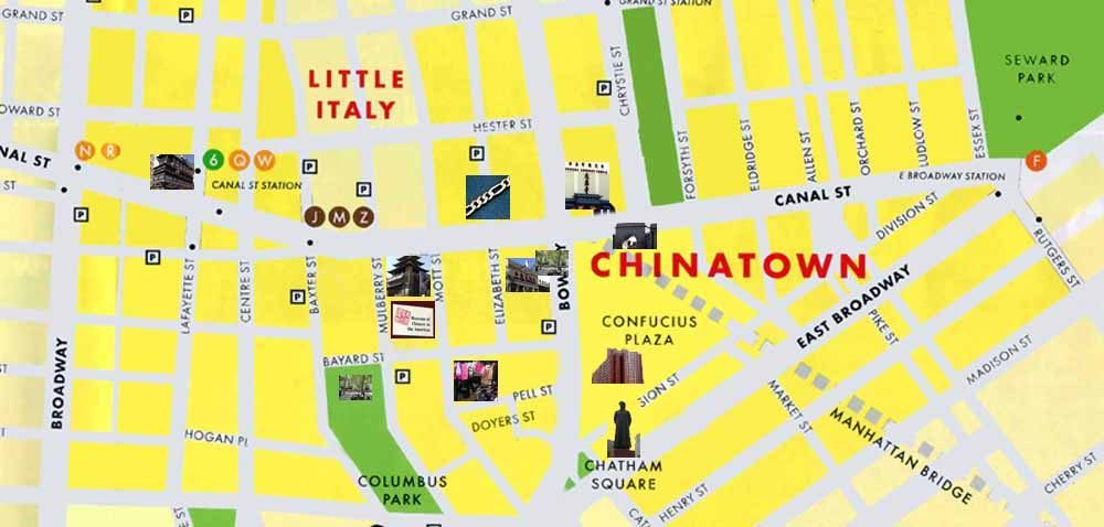 New York Chinatown Online
